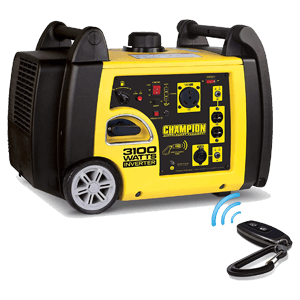 Champion 3100-Watt - Best Portable Generator for RV