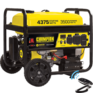 Champion Power 100554 - With Remote Control Start