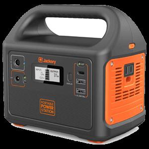 Jackery Portable Power Station - Best Solar Generator for RV