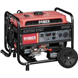 Rainier R4400 - Best Generator for RV 2021