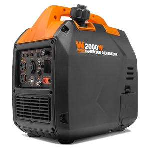 WEN 56203i Super Quiet 2000 - Watt Portable Inverter Generator