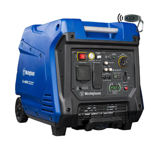 Westinghouse iGen4500 -Super Quiet Portable Inverter Generator