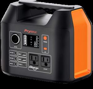 PRYMAX Portable Power-Solar Power Generator