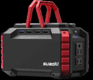 SUAOKI Portable Power Station - Review