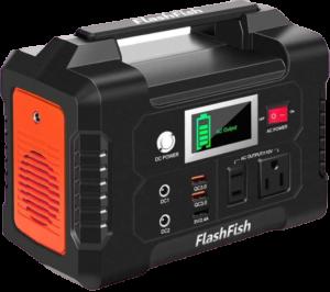 Flashfish 200W Portable- For Camping