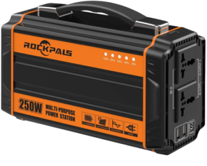 Rockpals 250-Watt- Portable Generator