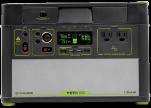 Goal Zero Yeti 1400- For Refrigerator