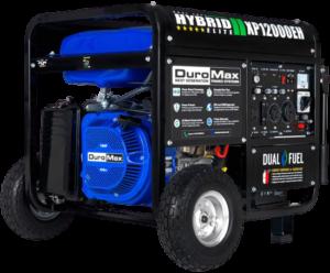 Duro Max XP12000EH 12000-Watt – Safe generator