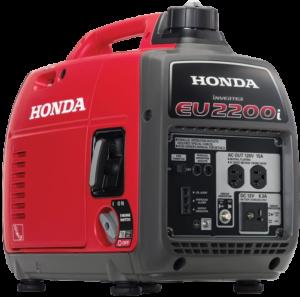Honda EU2200i –Honda Camping Generators