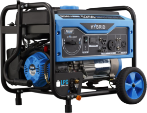 Pulsar 5,250W Dual Fuel – Low price