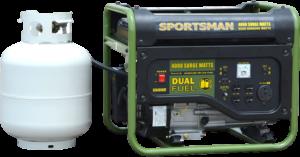 Sportsman GEN4000DF - Lightweight