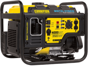 Champion 75537i 3100 Wat – Heavy-duty expert