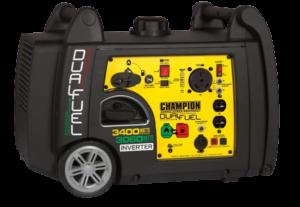 Champion 3400 – Dual Fuel Generator