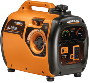 Generac 6866 iQ2000 – Affordable generator