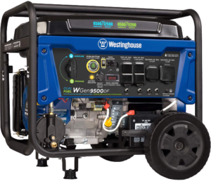 Westinghouse WGen9500DF – Best Dual Fuel