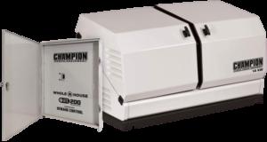 Champion Power Equipment -Standby Generator sizing