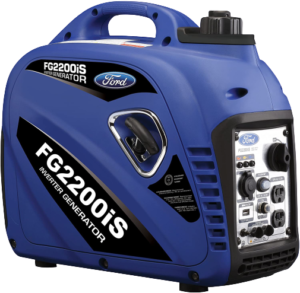 Ford FG2200iS 2200W- Clean Power Generator