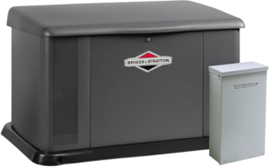 The Briggs & Stratton Power -standby generator for home
