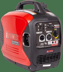 A-iPower SUA2000iV - Portable Generator review